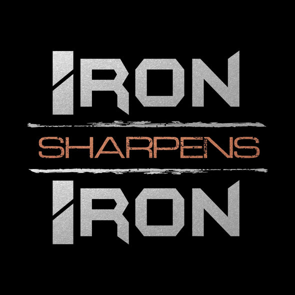 Iron Sharpens Iron Racerback - Iron Apparel