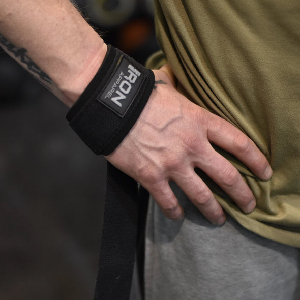 Lifting Straps - Iron Apparel