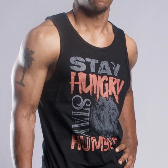 Stay Humble Tank - Iron Apparel