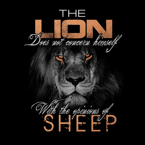 The Lion Mens - Iron Apparel