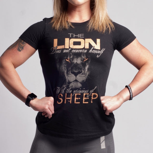 The Lion Womens - Iron Apparel