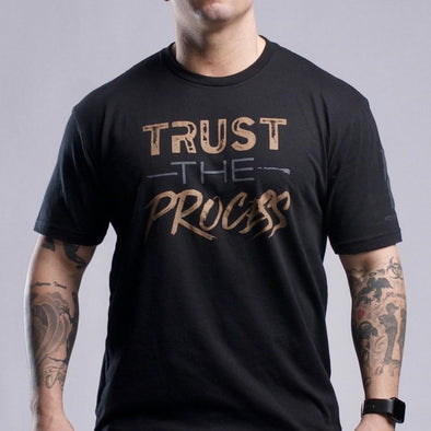 Trust the Process Mens - Iron Apparel
