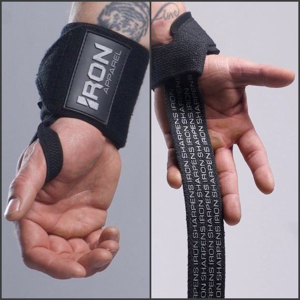 Wraps & Straps Bundle - Iron Apparel
