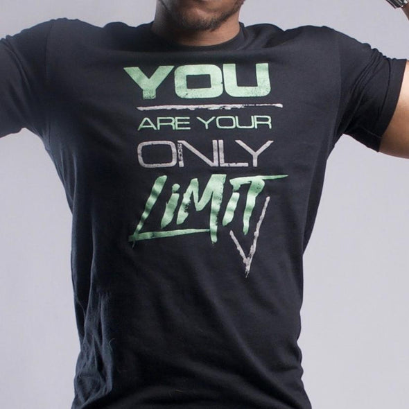 You Are Your Only Limit Mens - Iron Apparel
