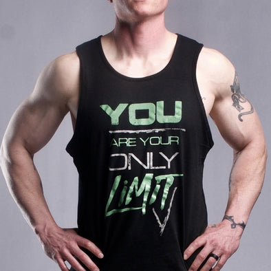 You Are Your Only Limit Tank - Iron Apparel