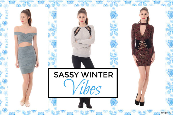 Sassy Vibes For Winter Fashion