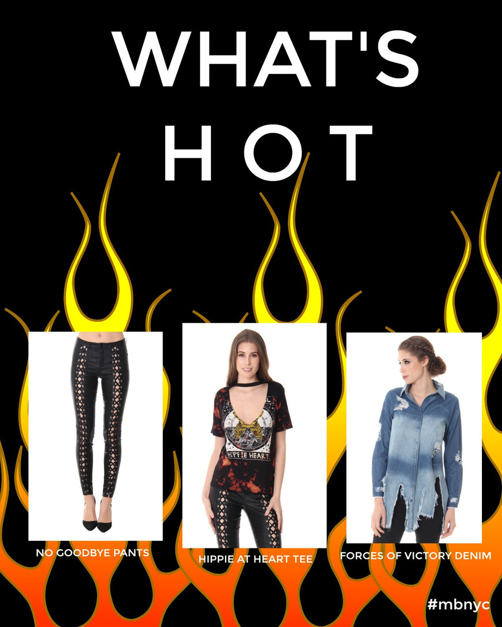 What's Hot at Mystique Boutique?