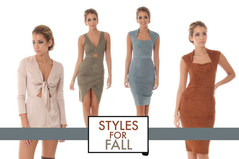 Styles For Fall