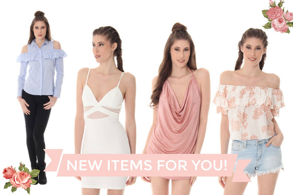 Fall In Love With Our NEW Items!