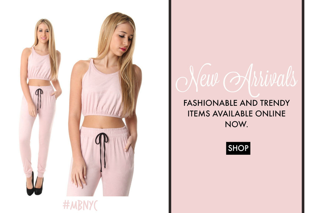 MBNYC Has Trendy & Affordable Fashion FOR YOU!