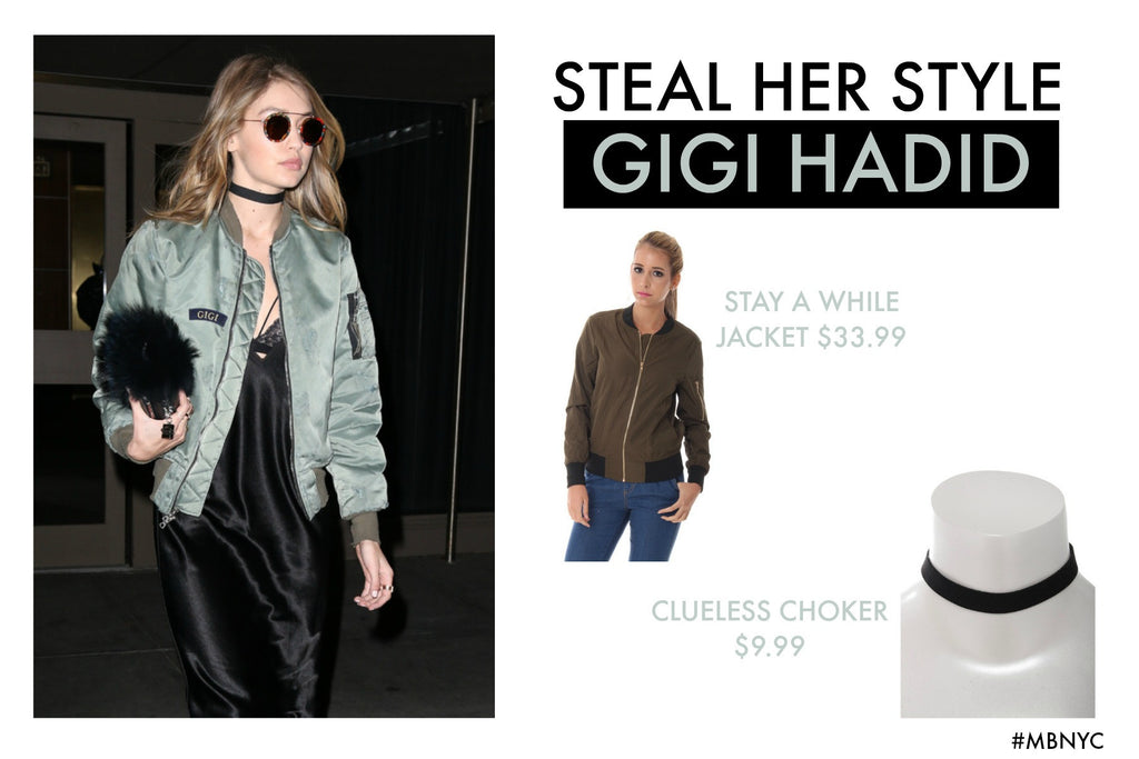 Steal Gigi Hadid's Style W/ 2 NEW Items!