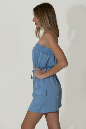 BLUEBERRY ROMPER