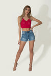 TAYLOR ANN CROP TOP