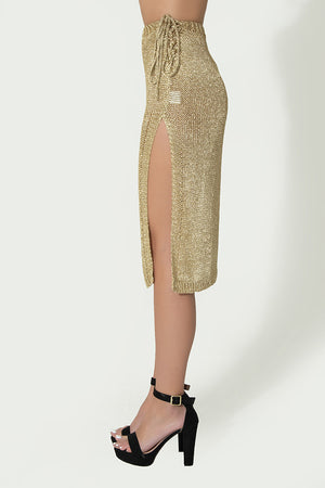 GOLDEN GODDESS SKIRT