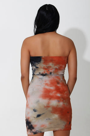 TIE DYE DREAMS DRESS