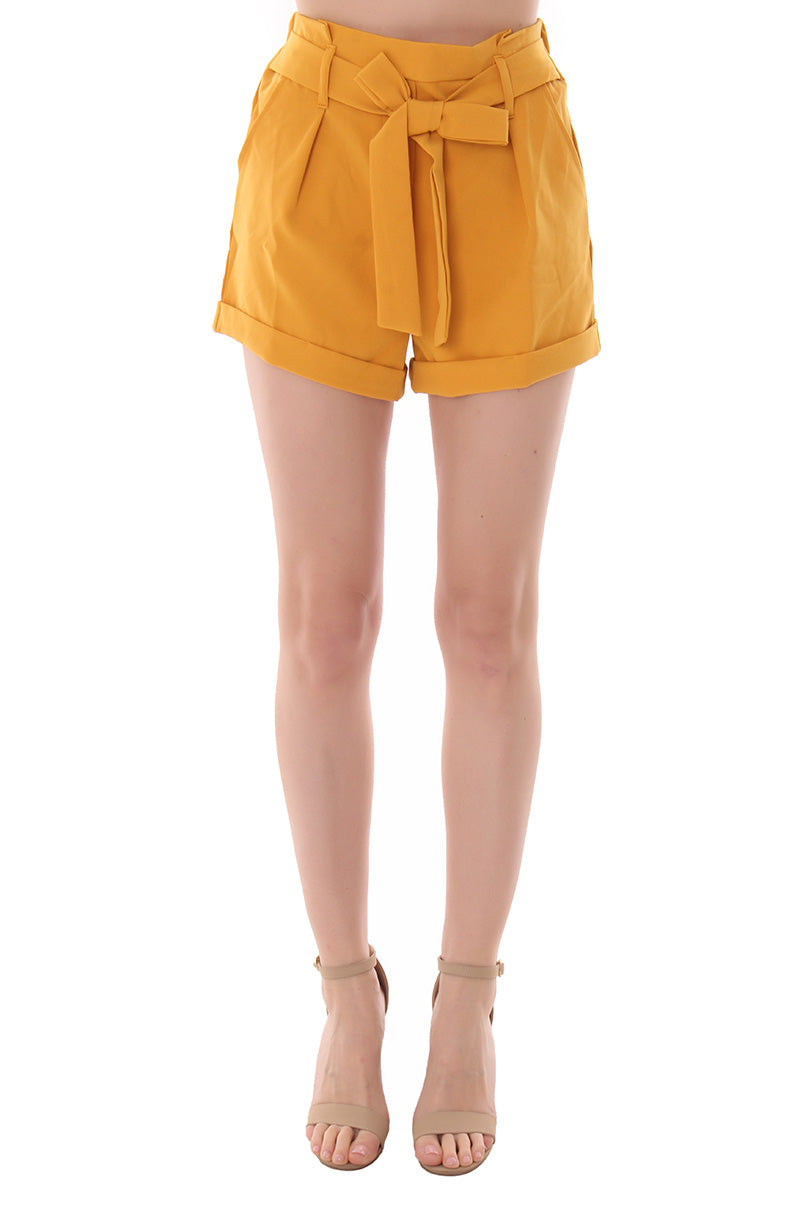 STAY GOLDEN SHORTS