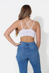 CROCHET ME TIGHT BRALETTE