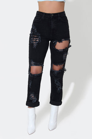 TOO BITTER FOR WORDS JEANS