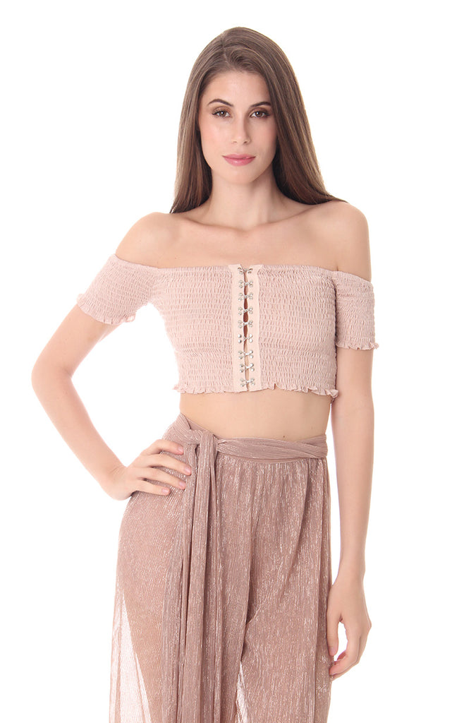 GERI CROP TOP