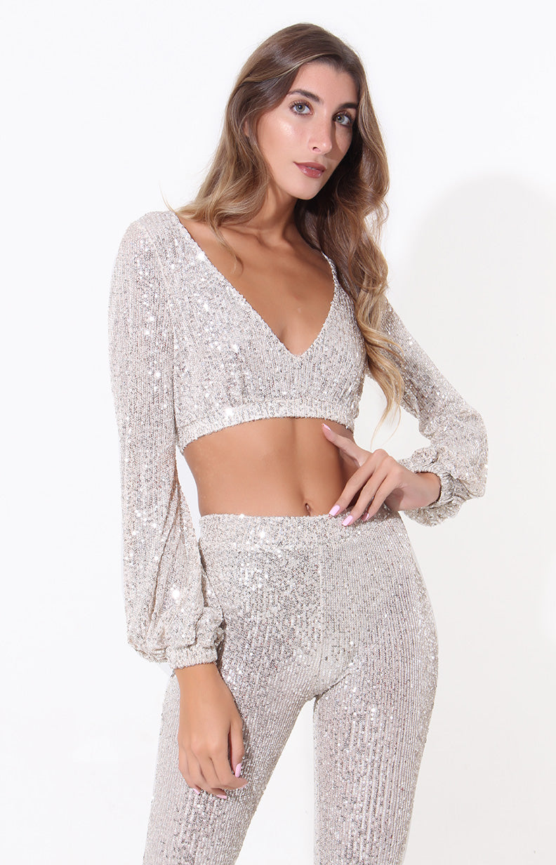 BLANCHE CROP TOP