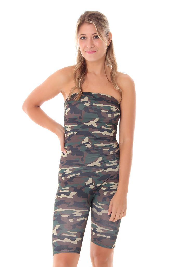JUNGLE FEVER ROMPER