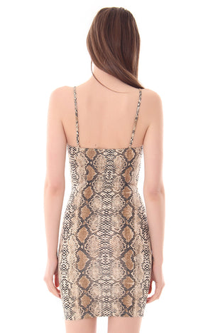 CAN'T BE CHARMED DRESS