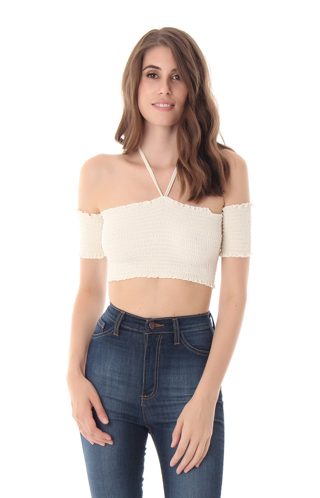 TAKE ME OUT CROP TOP