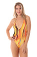SETTING FIRES BODYSUIT