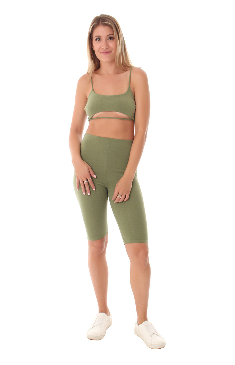 OLIVE YOU MORE TWO PIECE SET