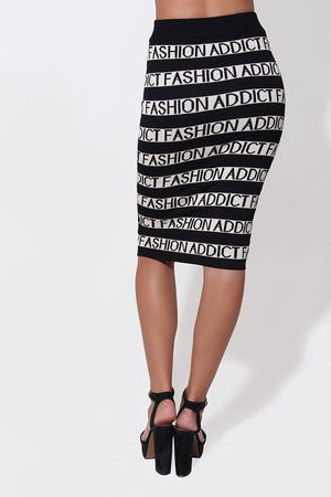 FASHION ADDICT SKIRT