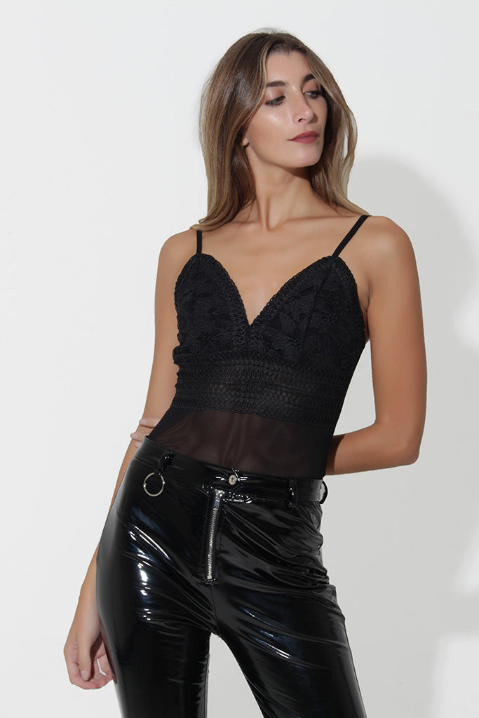 LONDON LUXE BODYSUIT