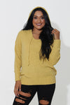 LEMON ZEST SWEATER