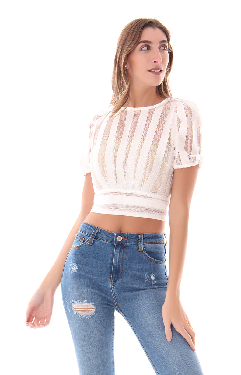 BETTER THAN YOUR NEXT ONE CROP TOP