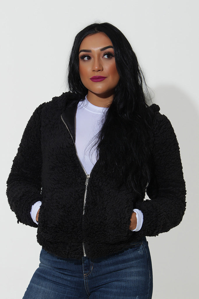 NITA FLEECE JACKET