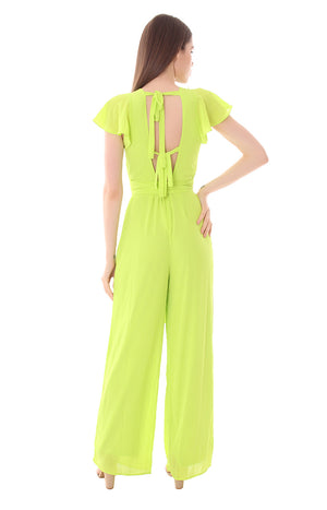 PUMP THE BRAKES JUMPSUIT