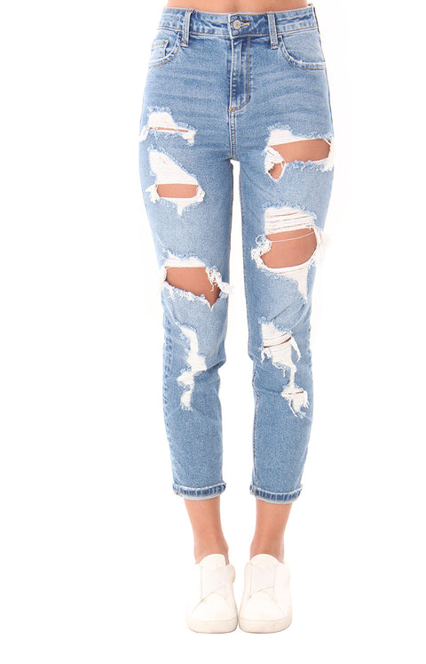 LIVE BY THE SUN JEANS