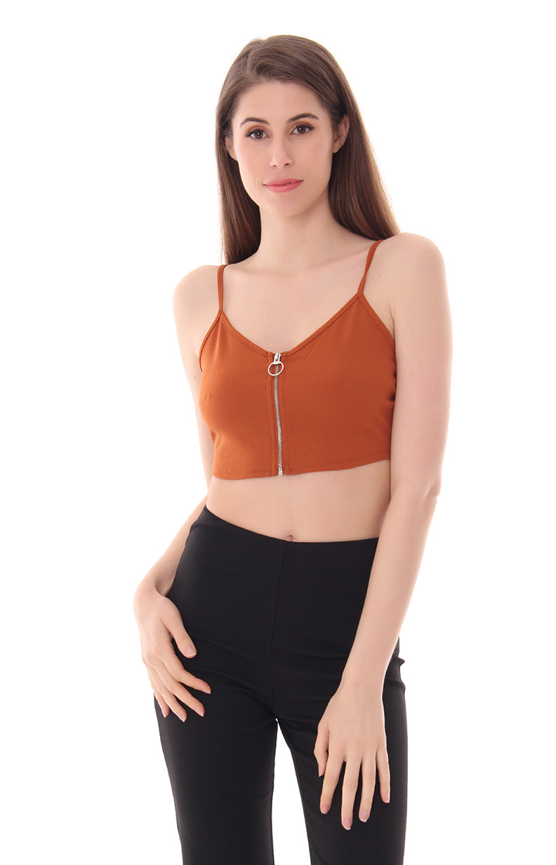 EASILY LEAD ASTRAY CROP TOP
