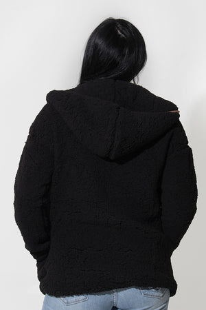 AUTUMN AIR FLEECE JACKET