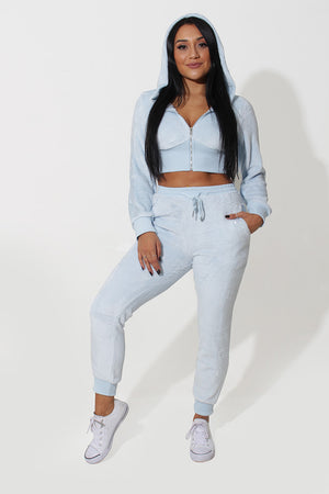 YOUR ANGEL CROPPED JACKET