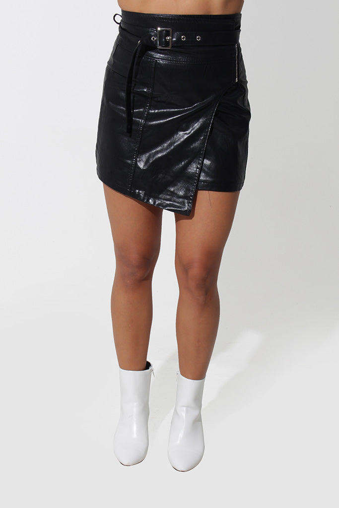 LOVE LOCK DOWN SKIRT
