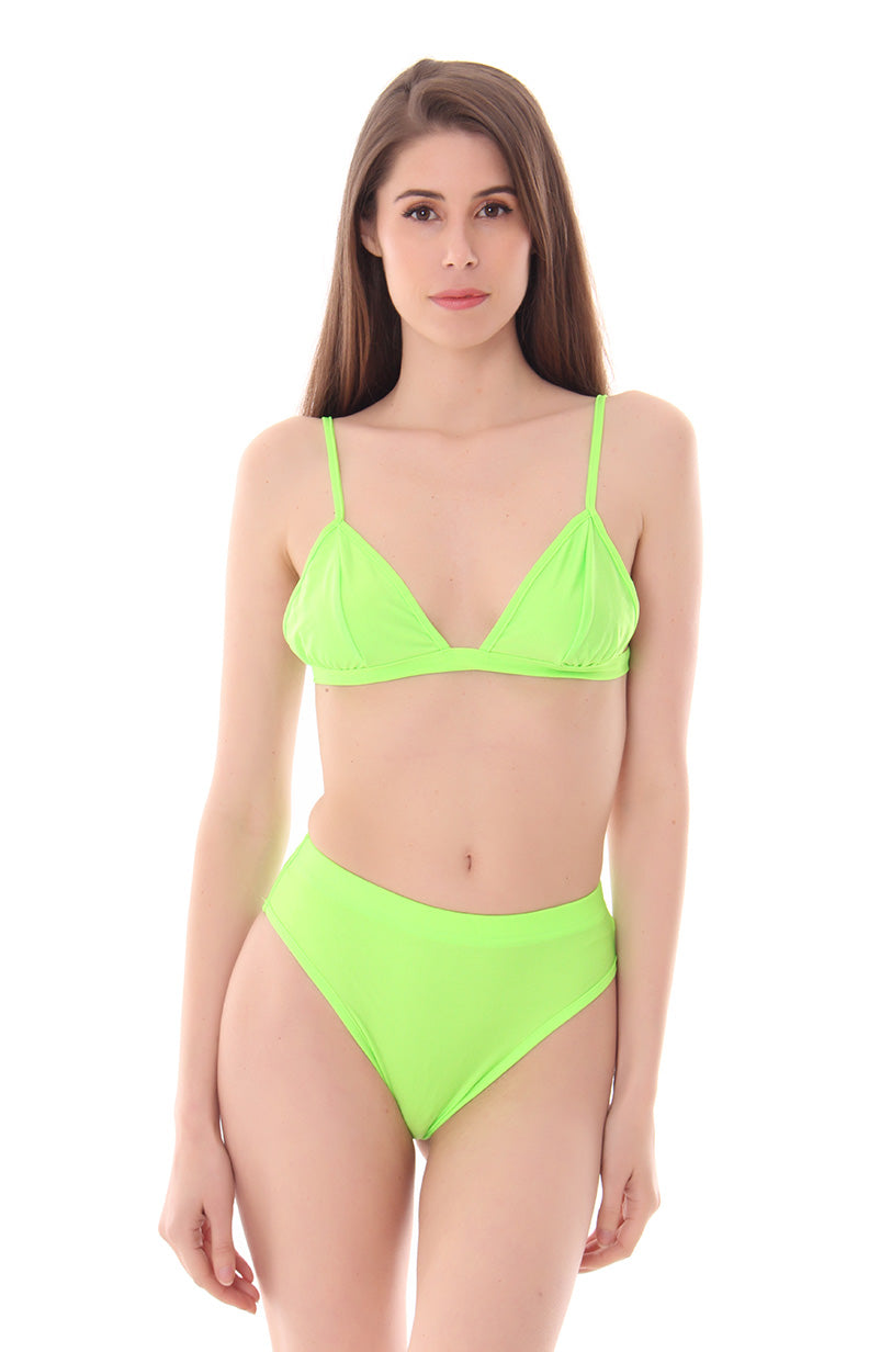 CAN'T BE REDEFINED TWO PIECE SWIMSUIT