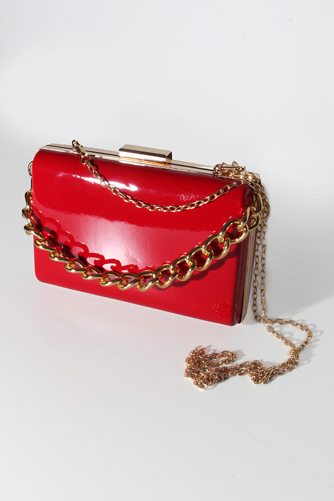 THE RED QUEEN PURSE