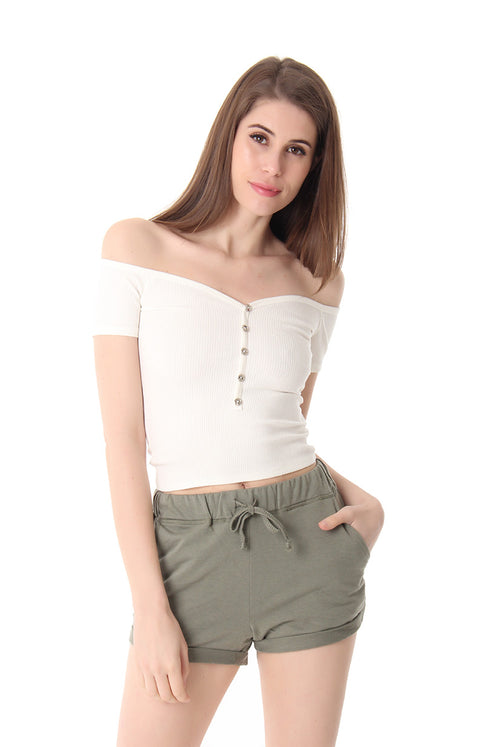KARLA CROP TOP