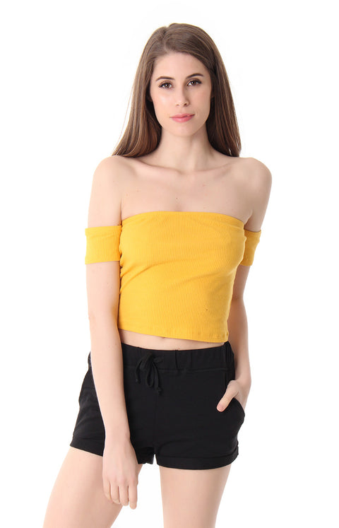 NATASHA CROP TOP