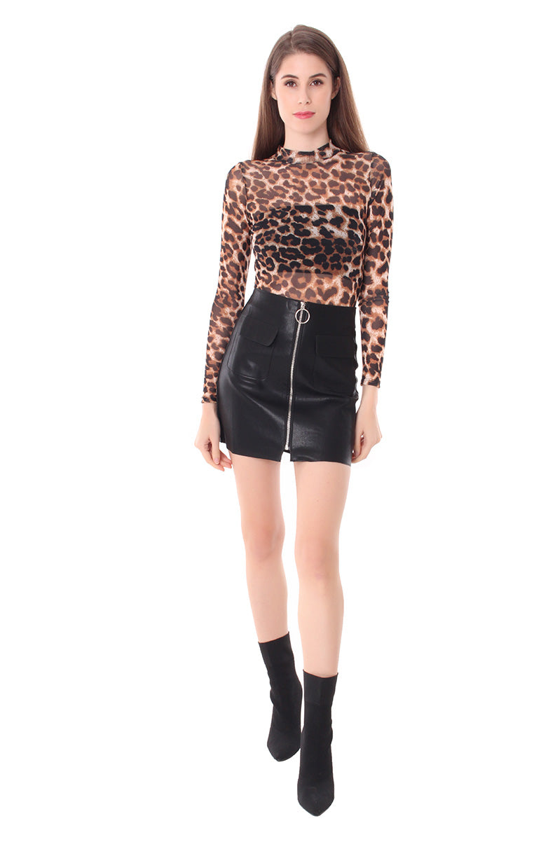 SHOW YOUR   INNER ANIMAL BODYSUIT