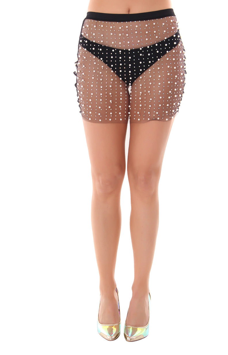DIAMOND DIVA SKIRT