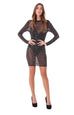 MESH YOU MORE DRESS