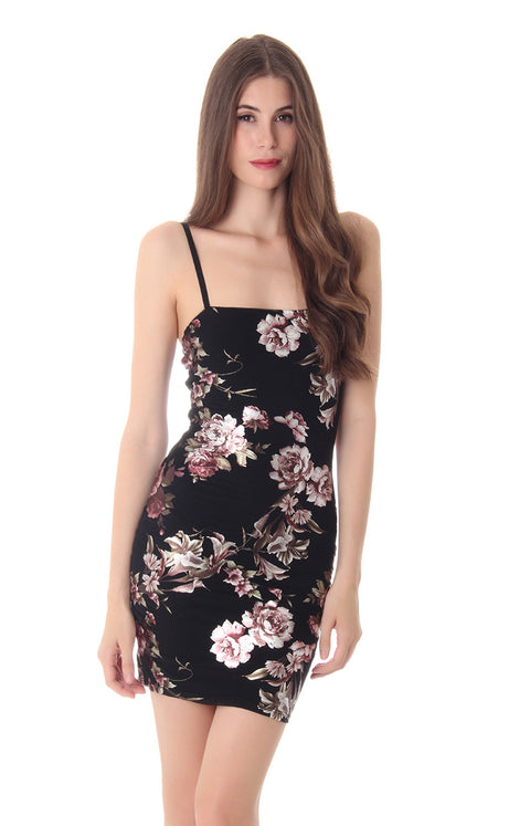 FLORAL FRENZY DRESS