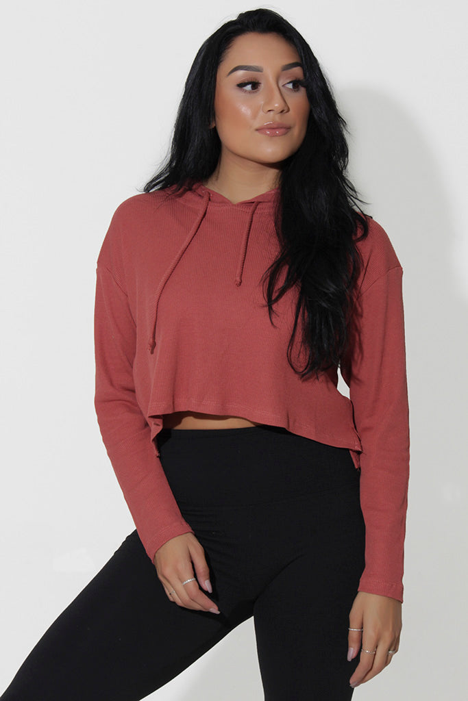 HEATHER CROP TOP