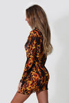 ON FIRE DRESS